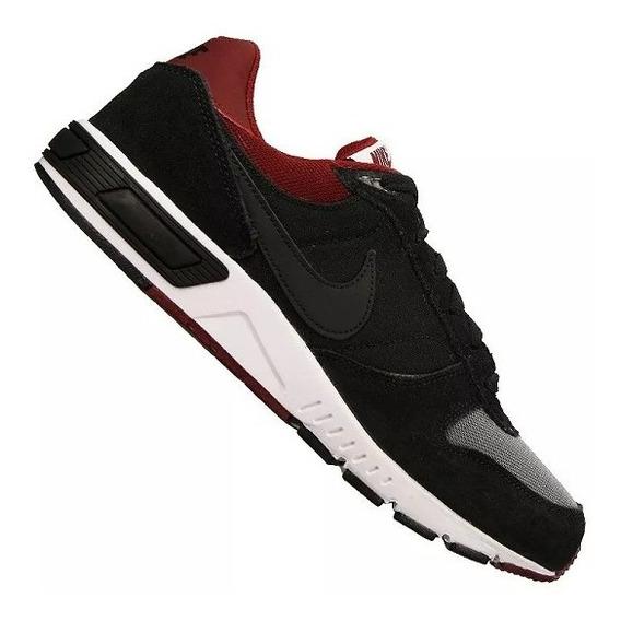 Tênis Nike Nightgazer Masculino - Preto/bordô - Original