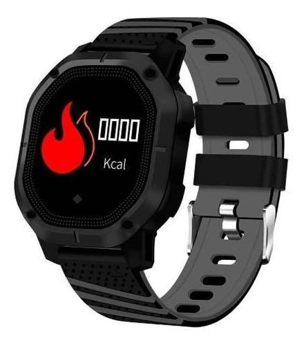 Relógio Digital Esportivo C/ Leitor De Frequencia Cardiaca