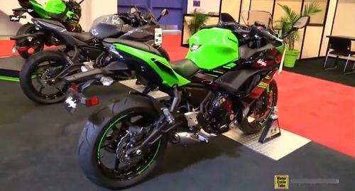 Imagen 1 de 3 de 2018 Ninja 650 Abs Kawasaki Motorcycle