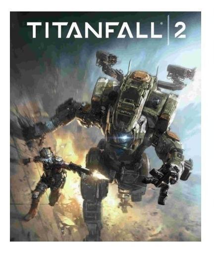 Titanfall 2-pc-dvd(midia Fisica)
