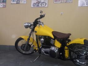 Harley Davidson Softayl Fx 1.500 Cc Customizada.