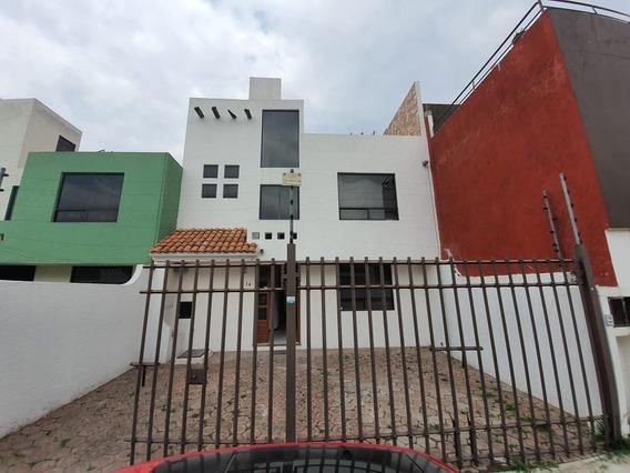 Casa En Renta En Fuentes Del Molino Forjadores Puebla