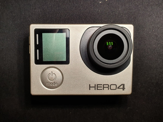 Gopro Hero 4 Silver - Defeito