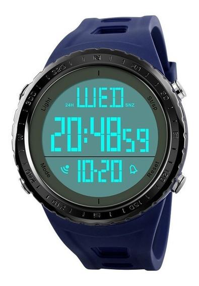 Relógio Skmei Esportivo Top Esporte Led Original Promoção