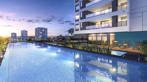 Apartamento Para Venda Em São Paulo, Vila Madalena, 2 Dormitórios, 1 Suíte, 1 Vaga - 1139_1-1613183
