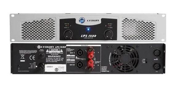 Amplificador Power Crown Lps 1500
