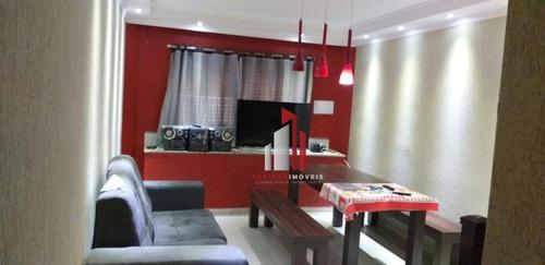 Sobrado Com 2 Dormitórios À Venda, 90 M² Por R$ 446.900,00 - Pirituba - São Paulo/sp - So0115