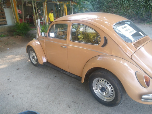 Imagem 1 de 4 de Volkswagen Fusca Sedan