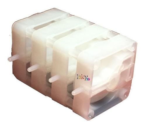 Dampers Para Sistema De Tinta Evitan Flujo De Aire
