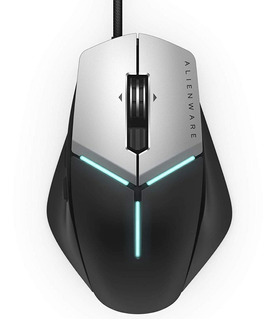 Mouse Gamer Dell Alienware Elite Aw959 12000 Dpi Rgb Usb Aw959-bk
