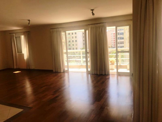 Apartamento Com 3 Dormitórios Para Alugar, 173 M² Por R$ 11.000/mês - Itaim Bibi - São Paulo/sp - Ap4632