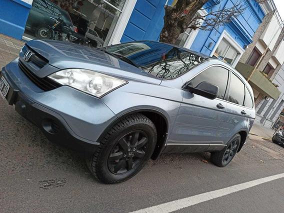 Honda Cr-v 2.4 Lx At 2wd (mexico) 2008