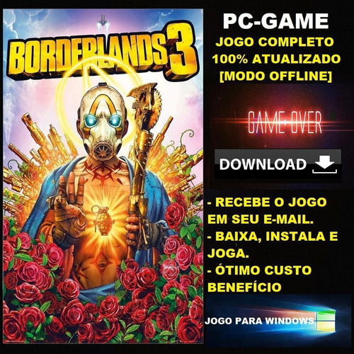 Borderlands 3 - Pc - Digital