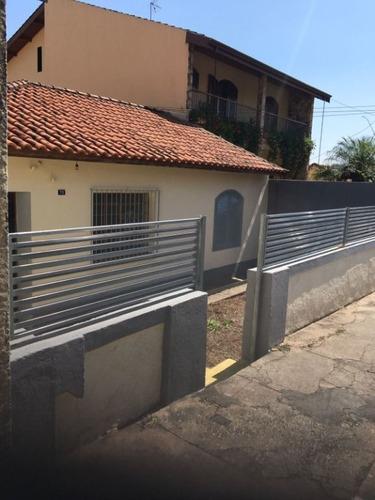 Imagem 1 de 9 de Casa  Residencial À Venda, Jardim Brasil, Atibaia. - Ca0351