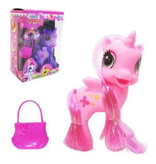 Pequeño Pony Con Accesorio Ploppy 361872