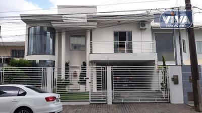 Casa Com 3 Dormitórios À Venda, 196 M² Por R$ 851.300 - São Judas - Itajaí/sc - Ca0675