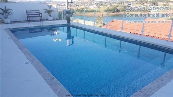 Casas Em Condomínio À Venda Em Igarata/sp - Compre O Seu Casas Em Condomínio Aqui! - 1381457