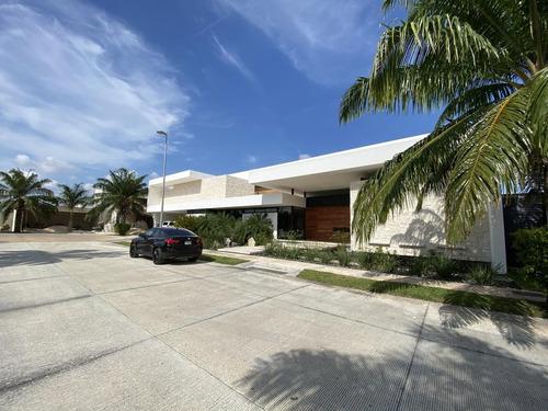Imagen 1 de 30 de Residencia En Venta Amueblada Y Decorada En Lujosa Y Exclusiva Privada - Luxury Property