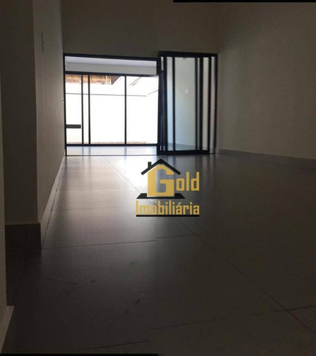 Casa Sobrado 3 Suítes 156 M² Para Venda  R$ 700.000,00  - Cond. Vila Romana 1 - Ribeirão Preto Sp - Ca0699