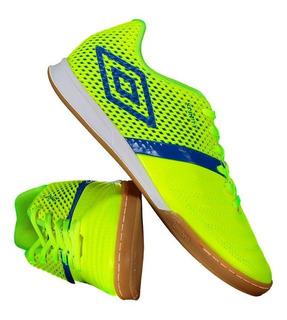 Chuteira Umbro Spirity Futsal Verde