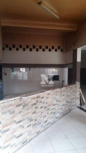 Imagem 1 de 6 de Salão Para Alugar, 240 M² Por R$ 6.120,02/mês - Centro - Guarulhos/sp - Sl0075