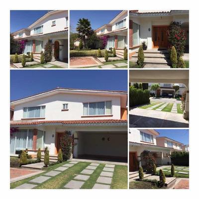 Casa En Metepec -trato Directo-
