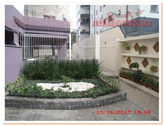 Apartamento Para Venda, 2 Dormitórios, Engenheiro Goulart - São Paulo - 614