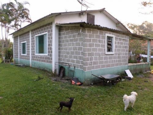 Imagem 1 de 14 de Chácara Em Itanhaém Gaivota Lado Serra A 5 Km Da Rodovia