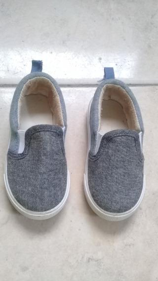 Zapato Tipo Vans Para Niño