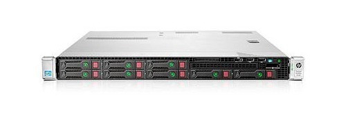 Servidor Hp Proliant Dl360p G8 Xeon E5-2665 2.4ghz