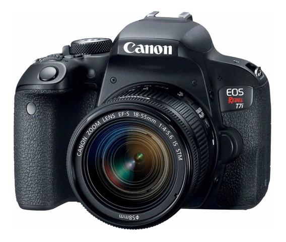 Canon T7i Kit 18-55 Stm
