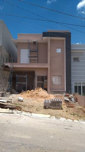 Casa Condomínio Villagio De San Francesco, Venda E Compra, Medeiros, Jundiaí - Ca01715 - 69010748