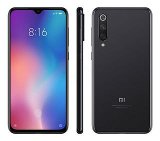 Xiaomi Mi 9 128gb 6gb Ram Global *preto* Entrega Em Goiânia