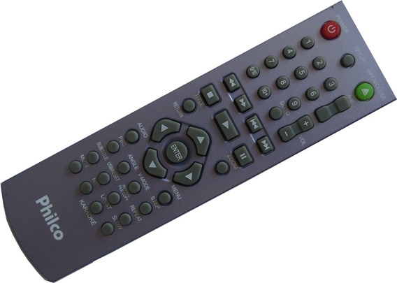 Controle Original Dvd Philco Ph141 Ph145 Ph148 Ph148l Ph148r