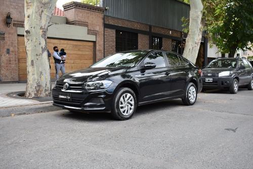 Volkswagen Virtus Trendline 1.6 Msi 2019. Único Dueño.