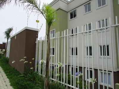 Apartamento De 2 Dormitórios, Em Condomínio Novo E Pronto Para Morar, Perto Do Parque Tingui! - Ap0100