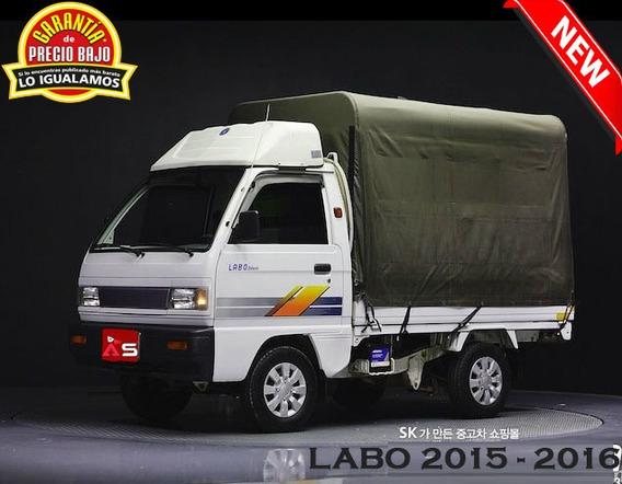 Camioneta Daewoo Labo Super Rendidora Glp