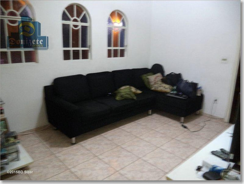 Casa Com 2 Dormitórios À Venda, 150 M² Por R$ 370.000,00 - Vila Progresso - Santo André/sp - Ca0134