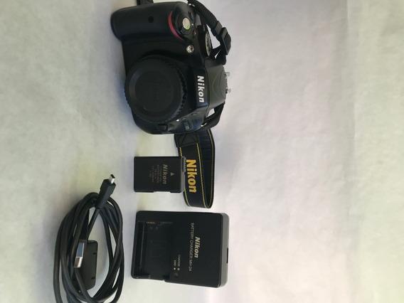 Camara Nikon D5100 + Lente Kit 18-55 Impecable Estado