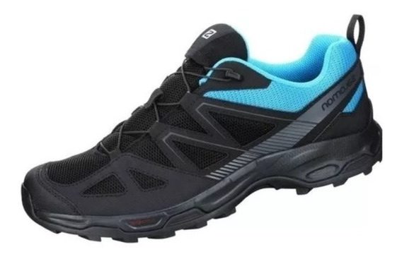 Salomon Holcan Negras, Trekking, Gym, Entrenamiento, Running