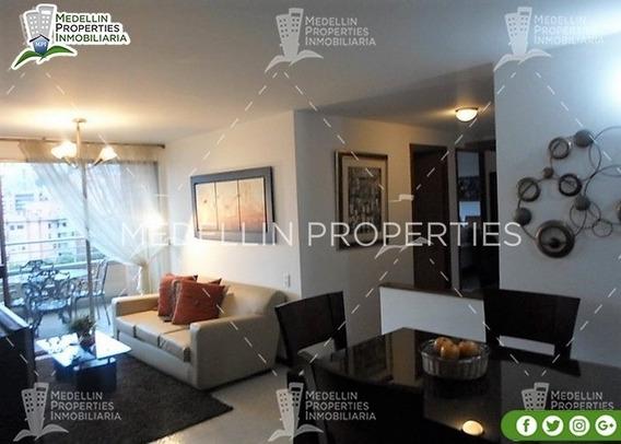 Apartamentos Y Casas Amobladas Por Dias En Medellin Cód:4047