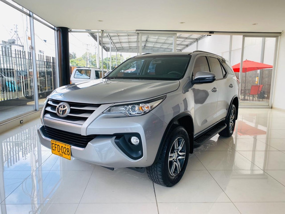 Toyota Fortuner 4x2 2.7 Automatica 2018