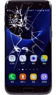 Celular S8 Com Display Quebrado Para Tirar Peças