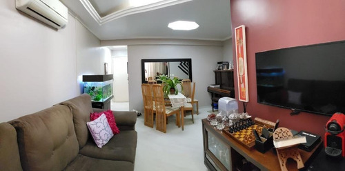 Apartamento Com 3 Dormitórios À Venda, 81 M² Por R$ 620.000,00 - Santa Teresinha - São Paulo/sp - Ap8719