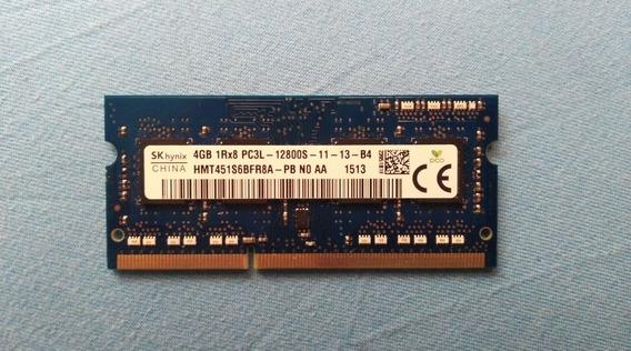 Memoria / Tarjeta Ram Ddr3 4gb 1600mhz Para Laptop ( 20v )