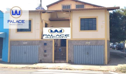 Imagem 1 de 14 de Casa Para Alugar, 125 M² Por R$ 3.500,00/mês - Vila Rezende - Piracicaba/sp - Ca0988