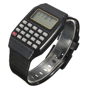Relógio Calculadora - Frete Grátis