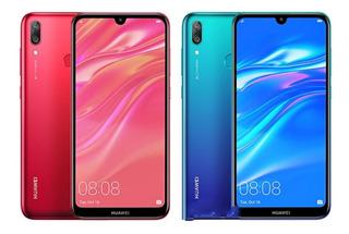 Teléfono Celular Huawei Y7 2019 Somos Tienda Física