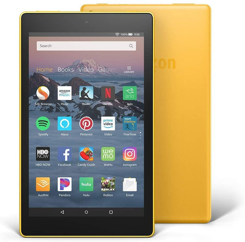 Tablet Amazon Fire Hd 8 16gb 8th Geração