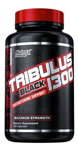 Imagen 1 de 2 de  Nutrex Tribulus 1300 Mg 120 Capsulas  Vitaminas